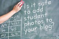 Image of using student photos