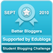 Better Blogger participant