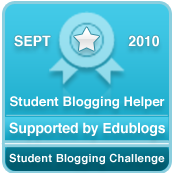 Student Blogger Helper